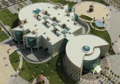 مشروع إنشاء كلية الهندسة والعلوم - جامعة نجران