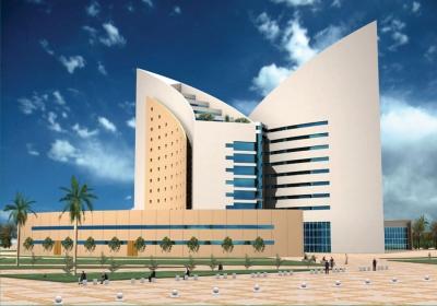 مشروع إنشاء المباني الإدارية - نجران